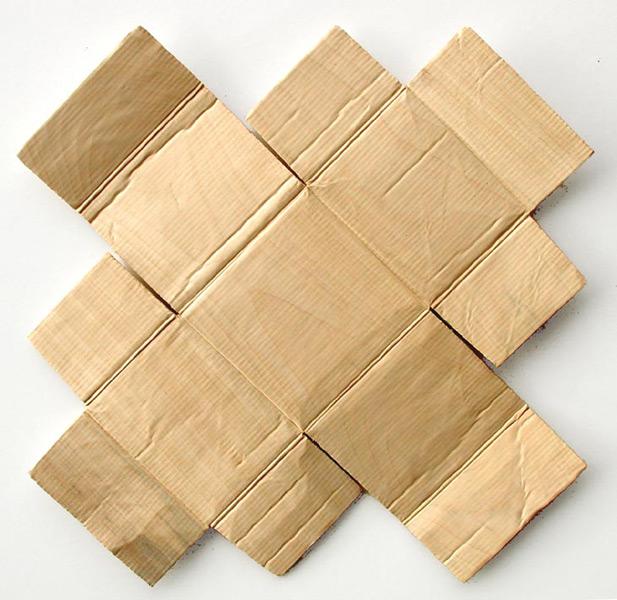 Christian renonciat cartons - Fabriquer boite carton pliage ...